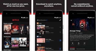 تحميل برنامج Netflix مهكر اخر اصدار للاندرويد 2020