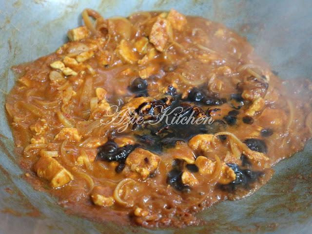 Mee Goreng Mamak Dari Azie Kitchen
