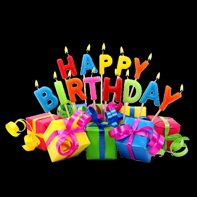 Happy Birthday png  logo design