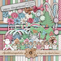 ApriltheScrapaholic Kits: Secret Valentine CT Freebie #1