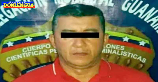 Policía del Estado Portuguesa detenido por abusar de una menor de 4 años
