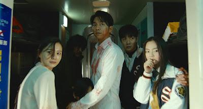 Znalezione obrazy dla zapytania Train to Busan movie