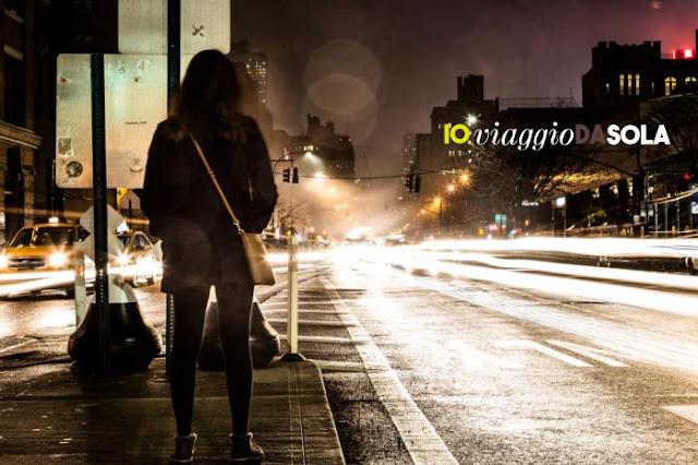 #ioviaggiodasola: 7 libri che parlano di donne in viaggio - Sola, di notte