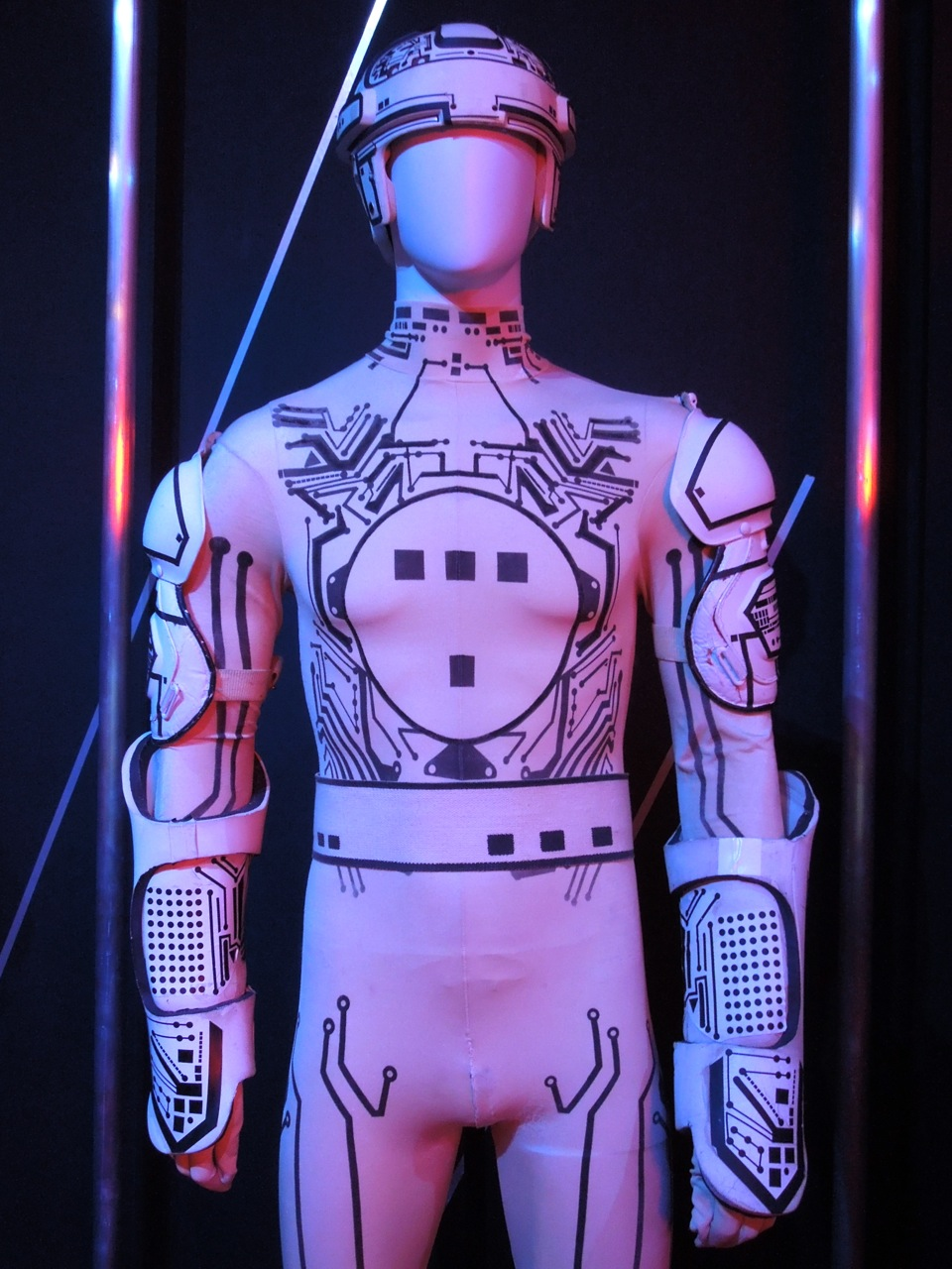 Original Tron 1982 movie costume  sc 1 st  Hollywood Movie Costumes and Props : tron costume design  - Germanpascual.Com