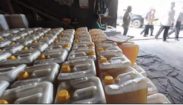Indonesia Dibanjiri Impor Minyak Goreng dari Malaysia dan Papua Nugini