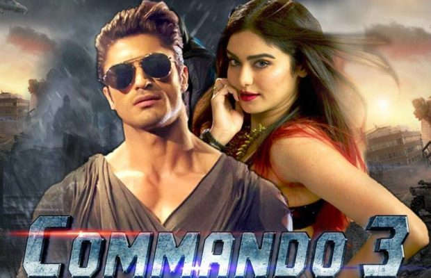 Commando 3 Hindi Full Movies Online Download By TamilRockers