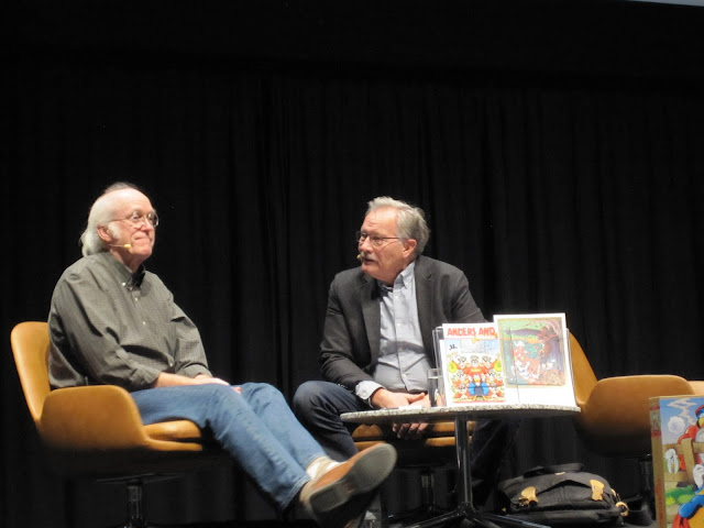 Don Rosa interviewes