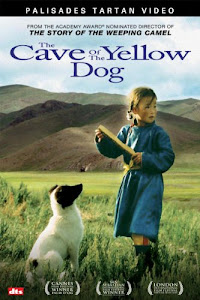 The Cave of the Yellow Dog Poster