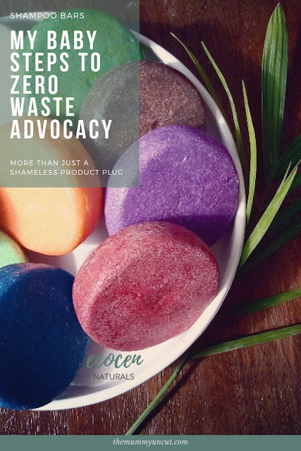 eco-friendly, zero-waste shampoo bar