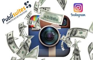 Ganar dinero Instagram con Publisuites