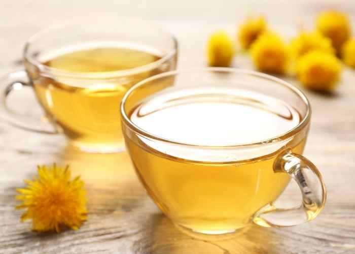 Dandelion Tea Recipe