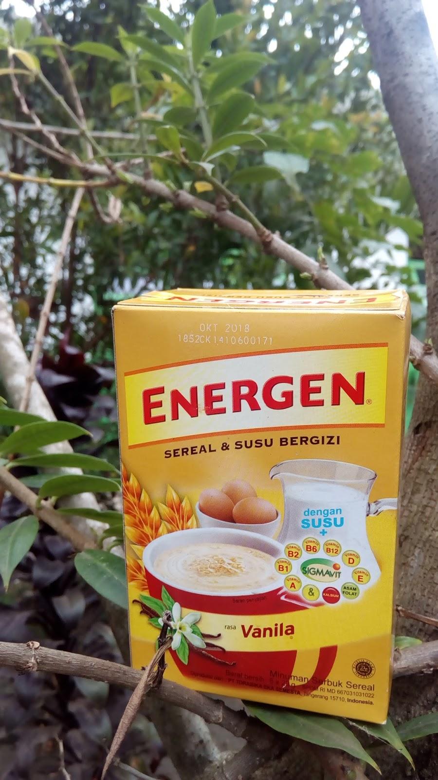 Manfaat Energen Sereal Untuk Diet