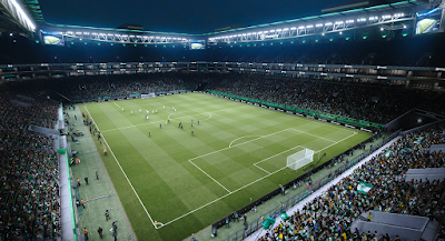 eFootball PES 2020 FrostBite Pitch FINAL by DanieL