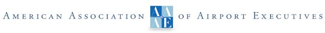 American Association of Airport Executives (AAAE) Logo Banner