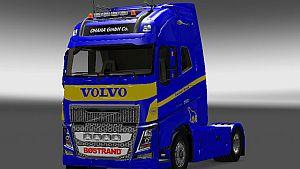 Trucker's Dream skin for Volvo 2013