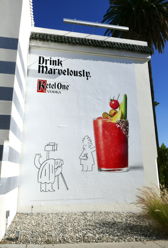 Ketel One Vodka Drink Marvelously billboard