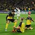 Cometa Haaland brilha e Borussia Dortmund derrota o PSG no jogo de ida das oitavas da Champions