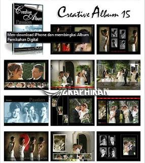 CREATIVE WEDDING FRAME PSD PHOTOSHOP