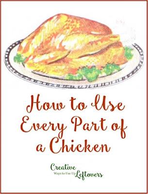 no waste chicken for pinterest