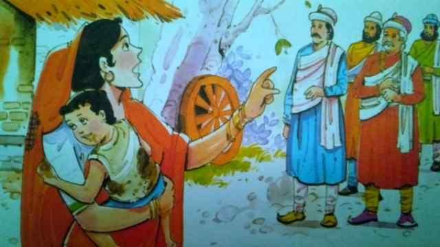 Children Akbar Birbal ki Kahani