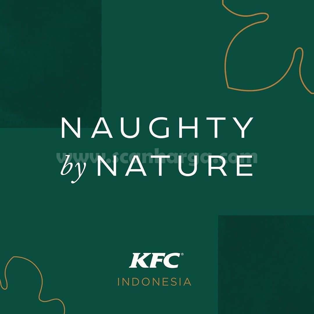 KFC Versi Rasa Vege Naughty By Nature Senopati Senayan