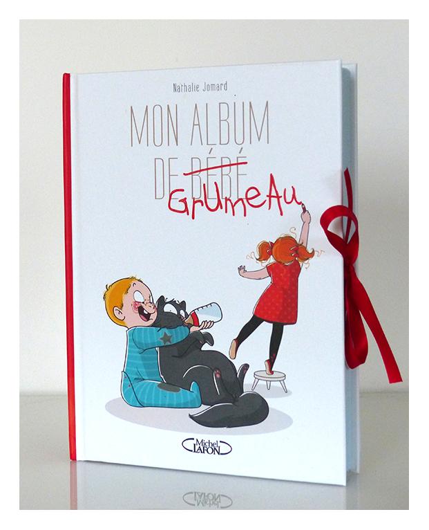 http://www.amazon.fr/Mon-album-grumeau-Nathalie-Jomard/dp/2749923441