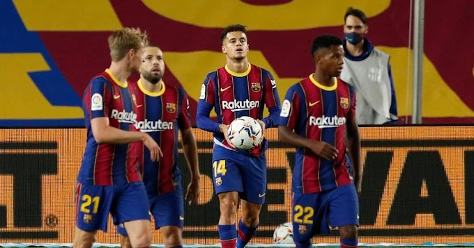 Confusion rock Barcelona dressing room over wage reduction following recent renewals