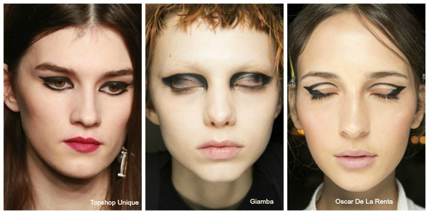 Fall '16 Makeup Trends Graphic Eyes