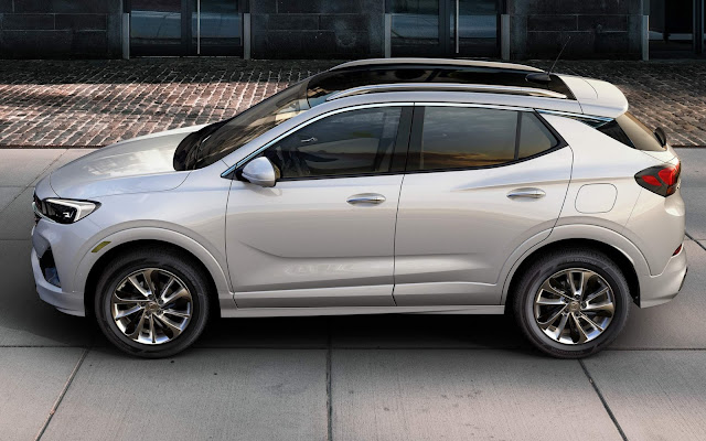 Novo Buick Encore GX 2020