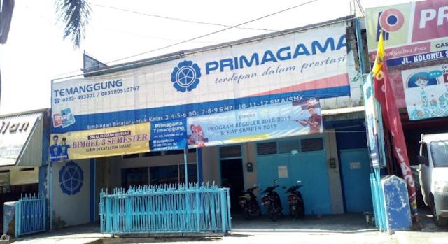 Lowongan Kerja Tentor/Guru Bimbel PGSD Primagama PCI Cilegon