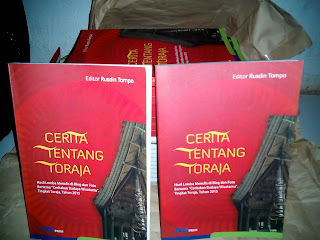 Kepala Bank Sulselbar Rantepao Kampanyekan Budaya Toraja Jakarta