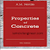Download Properties of Concrete by A.M. Neville - Civil Engineering Books