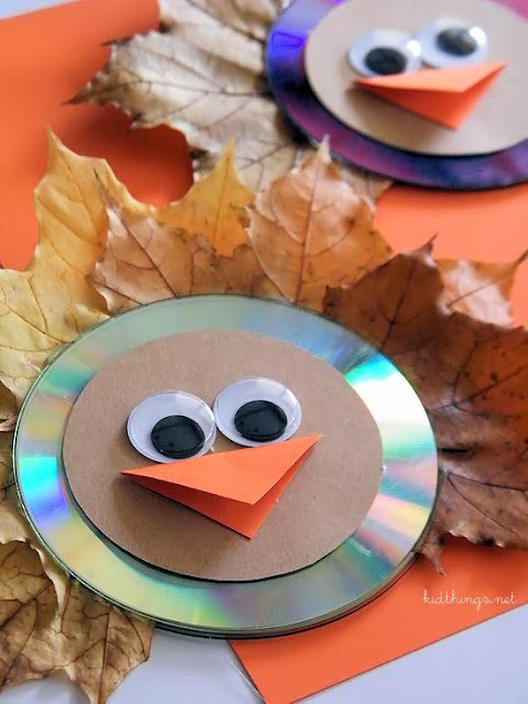 Thanksgiving Crafts Ideas