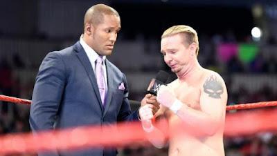 James Ellsworth szeretne bekerülni a Rumble meccsbe
