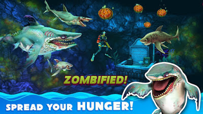 Download Hungry Shark World Apk MOD Unlimited Money Latest Version