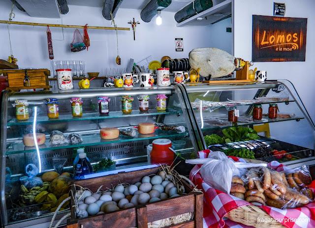 Café Lomos, Villa de Leyva, Colômbia
