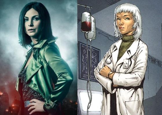 5 Personajes de los Cómics DC Más Cambiados en las Series de Televisión