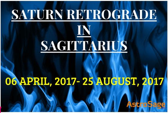AstroSage Magazine: Saturn Retrograde in Sagittarius, Know