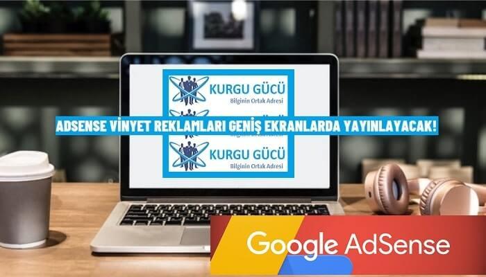 Vinyet Reklamlar Geniş Ekranlarda Gösterilmeye Başlanıyor