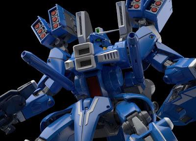 MG 1/100 ORX-013 Gundam MKV