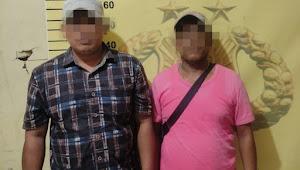 Duo Penyabu Ditangkap Polsek Medan Timur