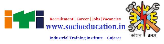 ITI Desar, Vadodara Recruitment For Pravasi Supervisor Instructor Posts 2019