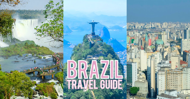 Brazil Travel Itinerary blog