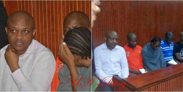 Billionaire kidnapper: Court jails Evans' gang members for 41 years