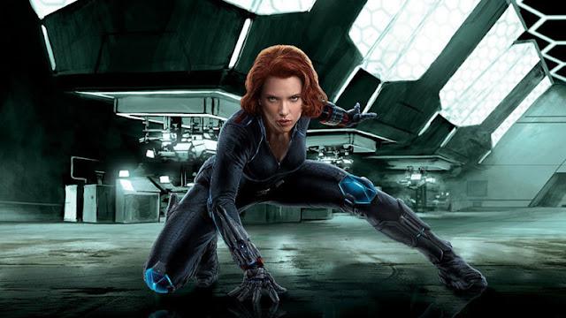 Góa Phụ Đen - Black Widow (2020)