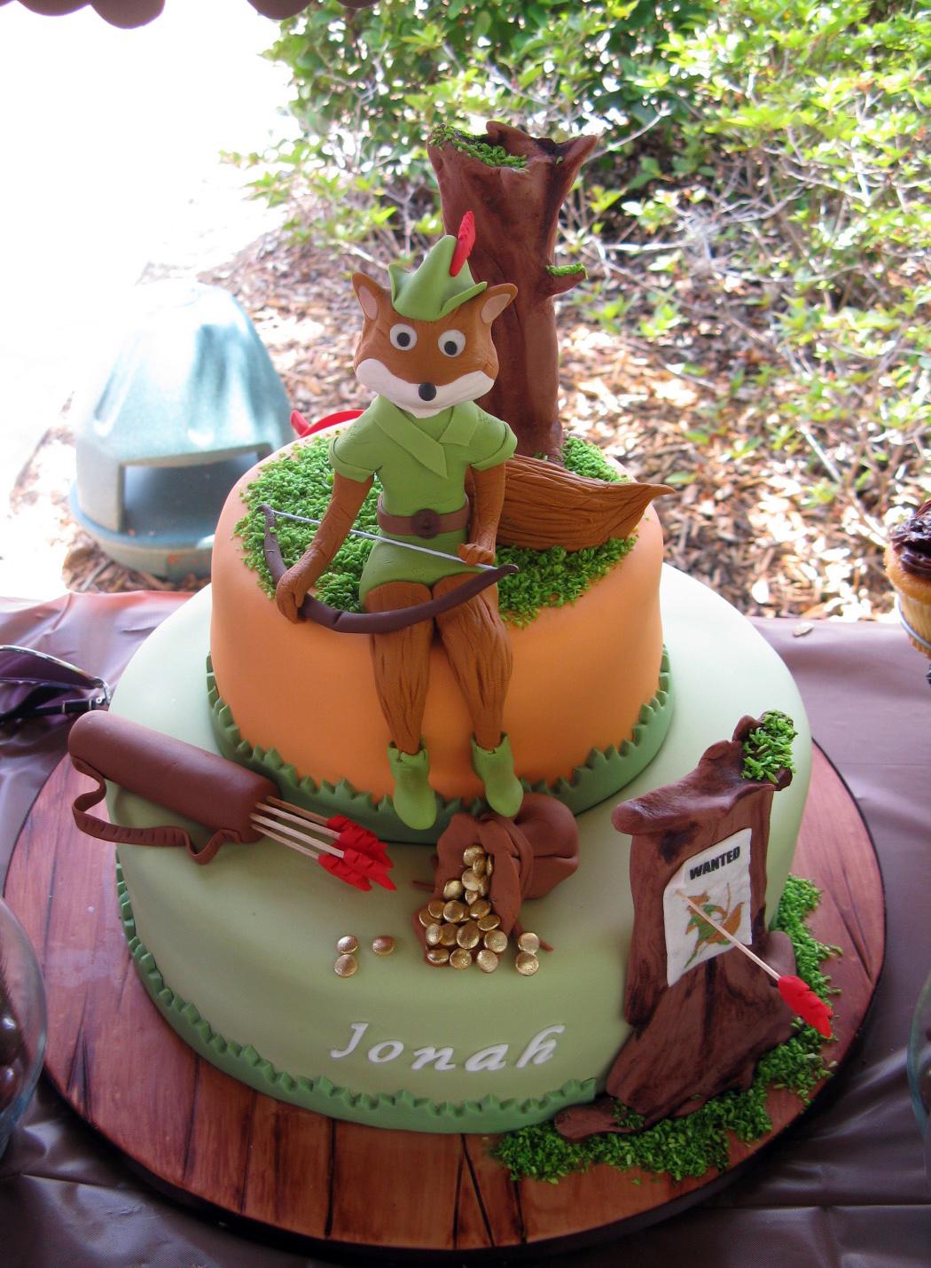 A Chi Chi Affair Robin Hood Party