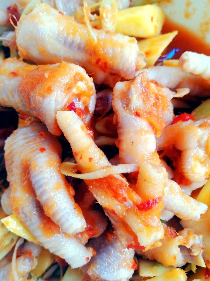Chân gà sốt thái - Heo Su (1kg)