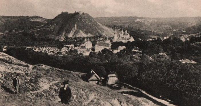 Кременець на листівках до 1917 року 📷