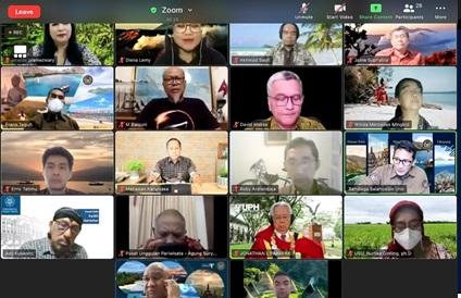 Kemenparekraf Dorong ISTC Percepat Implementasi Pariwisata Berkelanjutan di Tanah Air