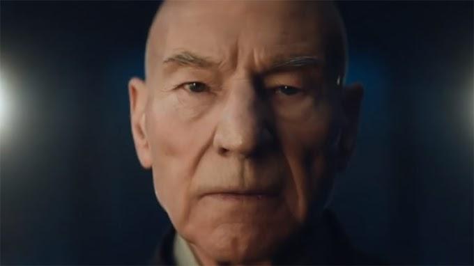 Primer teaser de Star Trek: Picard, el esperado regreso de Patrick Stewart